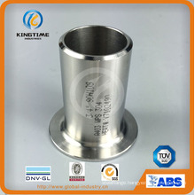 High Quality Stainless Steel 316 Stub End Butt Weld Fitting Pipe Fitting (KT0237)