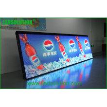 P10 Display de perímetro de LED para esportes ao ar livre