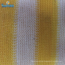Colorful balcony windbreak screen mesh nets used for fencing