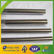 SUS 304 tube en acier inoxydable sans soudure