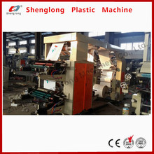 Machine d'impression flexographique à six couleurs (YT-6600)
