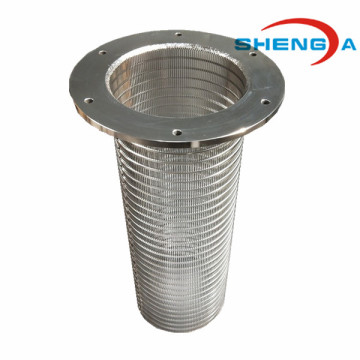 Elemen Layar Johnson Wedge Wire Filter