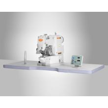Computerized Overlock sewing machine  with 3200rpm sewing
