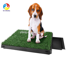 """Pet Potty Three Layer Dog Toilet Training Pad Park Patch Mat Indoor Outdoor Large Size 20"""" X 25"""""""