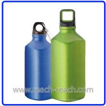 Viajes botella, botellín de agua de aluminio (R-4039)