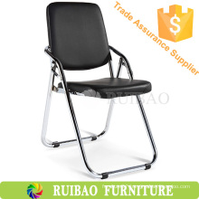 Wholesale Waiting Room Low Price Folding Leather Conference Chairs