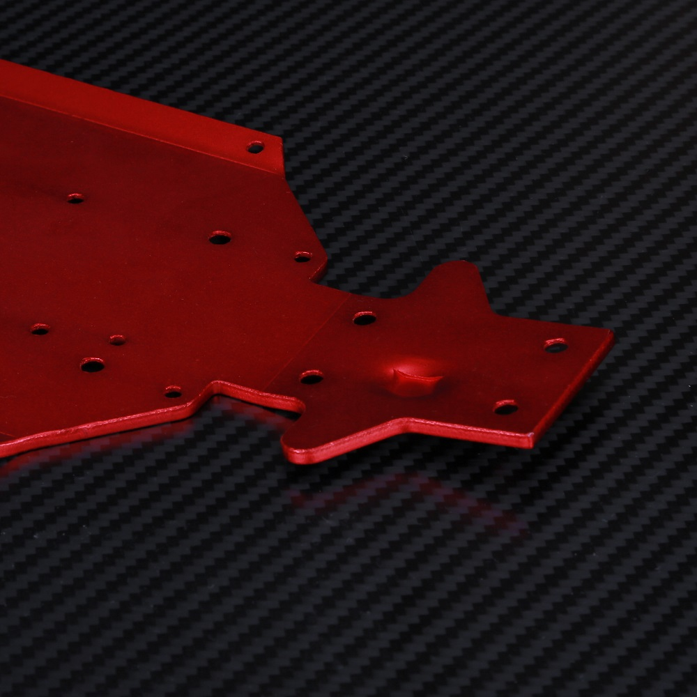 Aluminum Chassis Plate