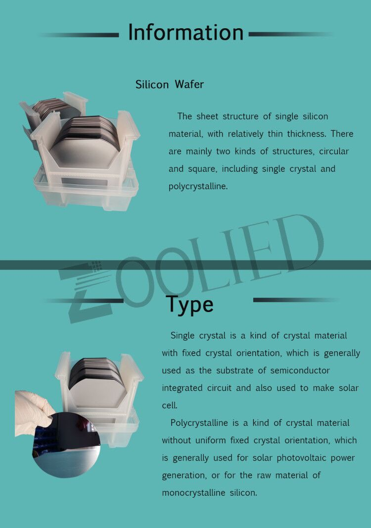 Silicon wafers 1
