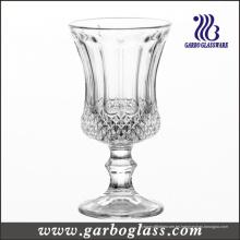 Piedra Copa de vidrio grabado (GB040304ZS)