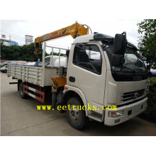 Dongfeng 15 TON Boom Truck Cranes