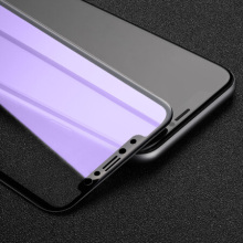 Protector anti luz azul 3D para iPhone X