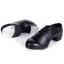 Custom High Quality PU Irish Step Tap Dance Shoes