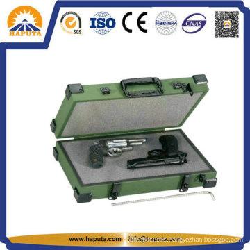 Aluminum Foam Interior Small Cleaning Gun Pistol Case (HG-5001)