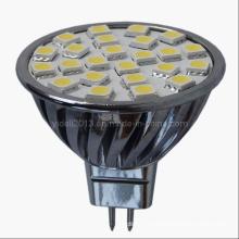 MR16 24 5050 SMD Bombilla LED Downlight Bulbo Iluminación