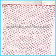 Uhmwpe red de pesca compuesto de fibra de mar profundo