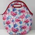 Pretty Flamingo Sublimation Printing Neoprene Lunch Bags