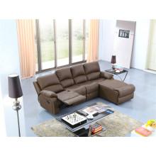 Electric Recliner Sofa USA L&P Mechanism Sofa Down Sofa (C840#)