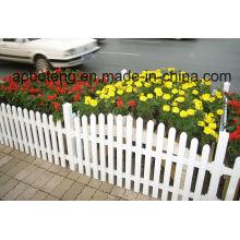 Powder Coated Steel Tube Lawn Fence/ Garden Fence