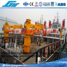 Grue hydraulique à pédale télescopique hydraulique 10t 15t
