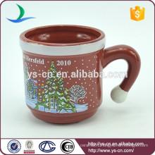 YScc0026-01 Lovely christmas mugs for kids