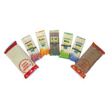 300g Bolsa de embalaje orgánico seco fideos