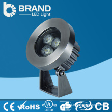 IP68 Waterproof 3W LED Flush Mounted Pool Light, LED Flush Mounted Pool Light RGB