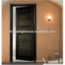 Unfinished Engineered Walnut Veneer MDF Door Prices