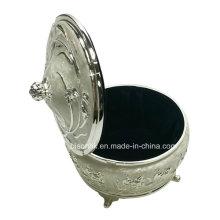 Подарочная коробка для ювелирных изделий из цинкового сплава