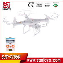 Better than Syma X8C drone MJX drone 2.4G 6 axis FPV RC Quadcopter RTF with C4005 camera VS MJX X600 X800 X8C High quality drone