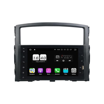 Android autodvd voor PAJERO