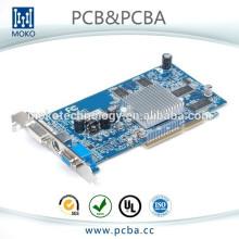 Fabricante de lado doble SMT PCBA, RoHS, CE, UL, FCC certificado