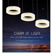 Новый дизайн необычные светодиодные Хрустальная Люстра подвесной Светильник свет