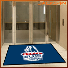 New Collection Entrance Rubber Backing Logo Door Mat