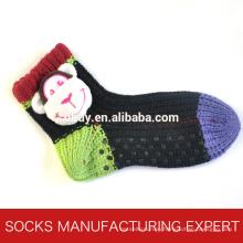 Children′s Animal 3D Floor Sock (UB-133)