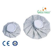 PVC Gel Scrawled Fabric Medical Ice Bag