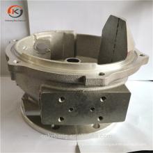 High quality pump body gravity casting die casting aluminium