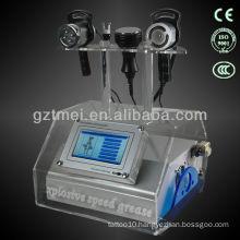 5 handles weight loss lipo cavitation machine