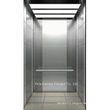 Anti-Fingerprint Stainless Steel Home Elevator