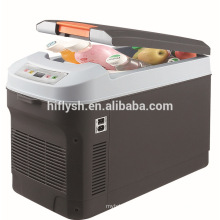 HF-22L (103) DC 12 V / AC 220 V 55 Watt auto kühlwagen auto kühler kühlbox mini tragbare auto kühlschrank (CE zertifikat)