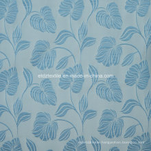 New High Grade Jacquard Flower Pattern Curtain Fabric