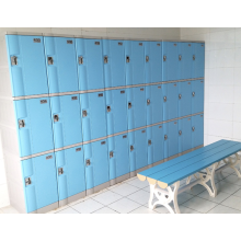 Smart RFID Password Lock ABS Plastic Locker For School/Gym/Waterpark