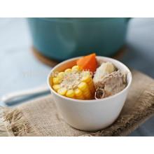Soupe épaisse avec assaisonnement au haffilao hot pot