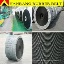 Peso pesado PVC1800S cinta transportadora