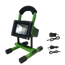 Portable Rechargeable IP65 outdoor led lumière d'inondation