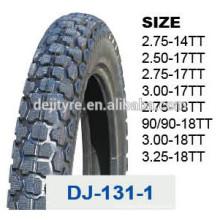 Off-road motorcycle tyre good pattern DJ-131-1