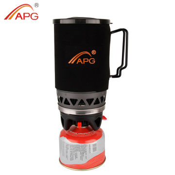 1400ml APG Outdoor Portable Camping Cooking System Gas Stove