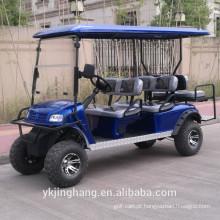 gas powered 8 pessoa golf cart quente para venda