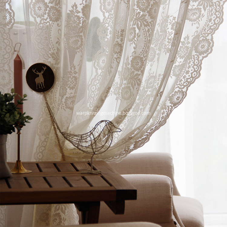 Lace Curtain 6