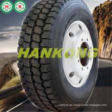 7.50r16 Neumáticos de tubo Neumático de camión ligero Acero Radial TBR Neumático