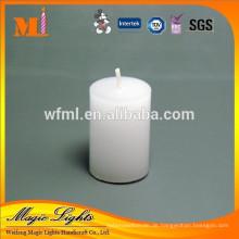 Voll raffinierte Paraffinwachs weiße Kerze